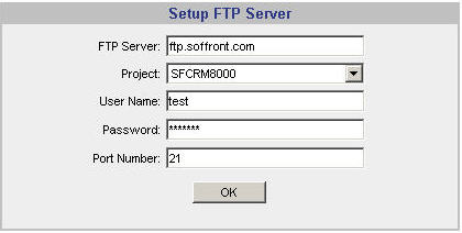 Setup Online Server